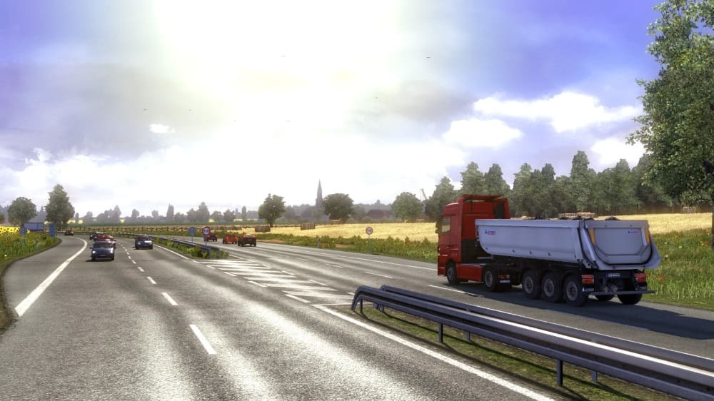 DLC Euro Truck Simulator 2 Going East