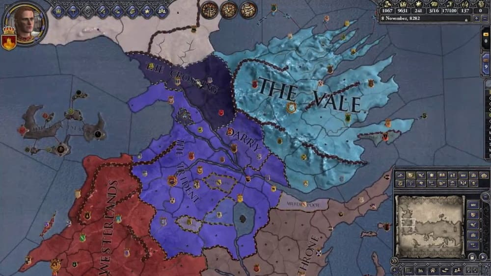 Crusader Kings 2 AGOT Mod (A Game of Thrones Mod)