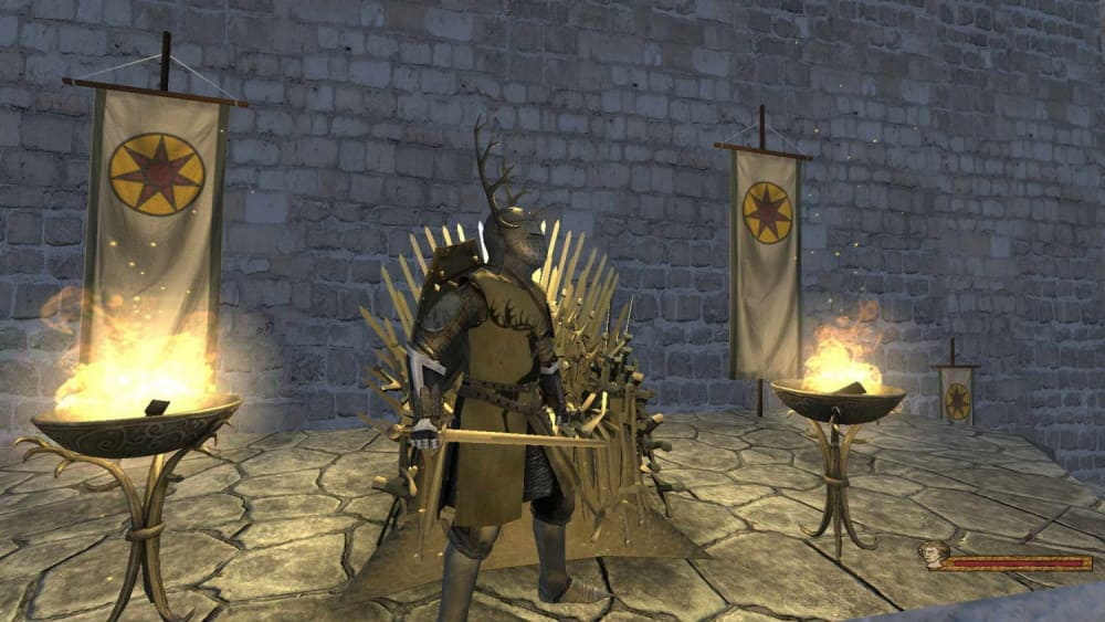 Mount and Blade: Warband (+ мод Clash of Kings)