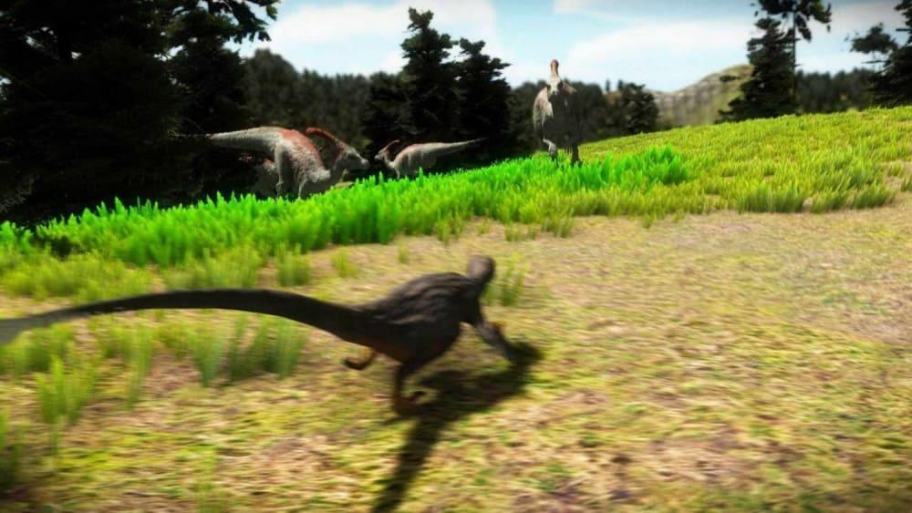 Raptors: Be a Dinosaur