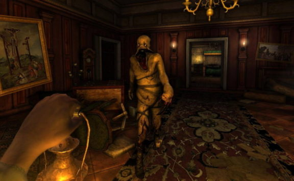 Коды для Amnesia: The Dark Descent