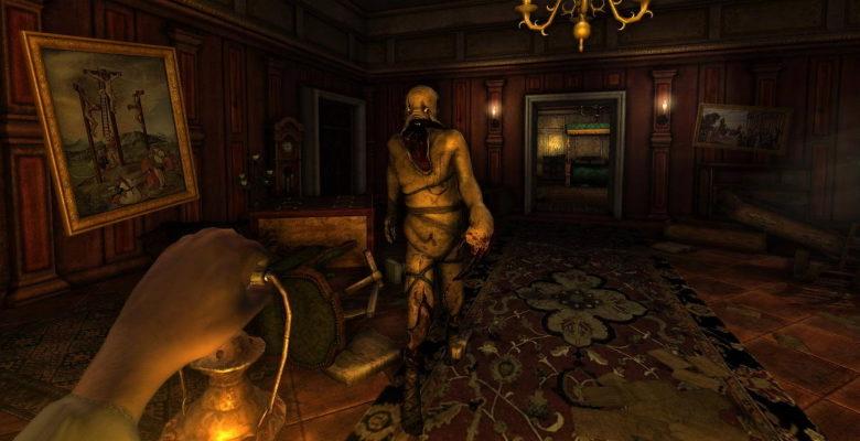 Коды для Amnesia: The Dark Descent