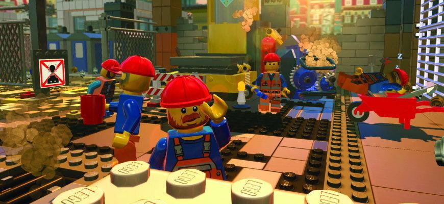 The LEGO Movie Videogame коды на героев