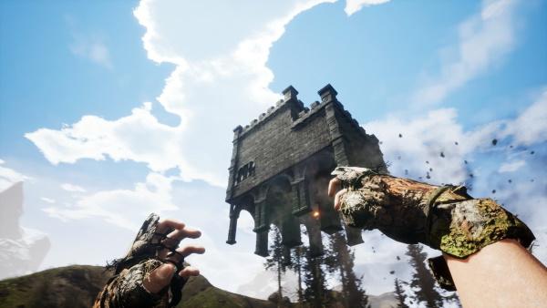 Лучшие игры про магию - Citadel: Forged With Fire