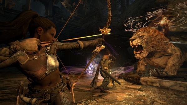Лучшие игры про магию - Dragon's Dogma: Dark Arisen