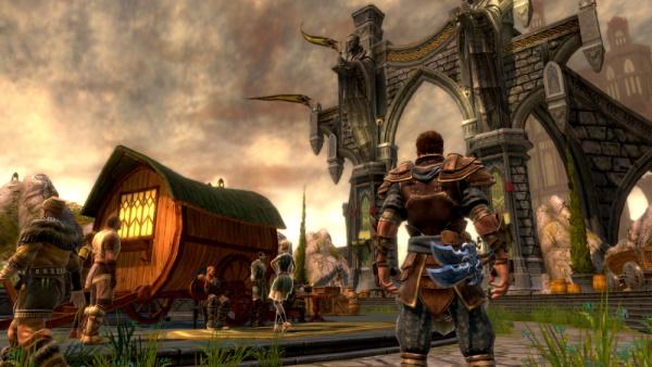 Лучшие игры про магию - Kingdoms of Amalur: Reckoning