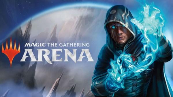 Лучшие игры про магию - Magic: The Gathering Arena