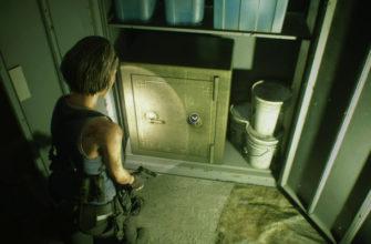 Как открыть все сейфы и шкафчики (коды) в Resident Evil 3 Remake