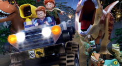 Чит-коды для LEGO Jurassic World