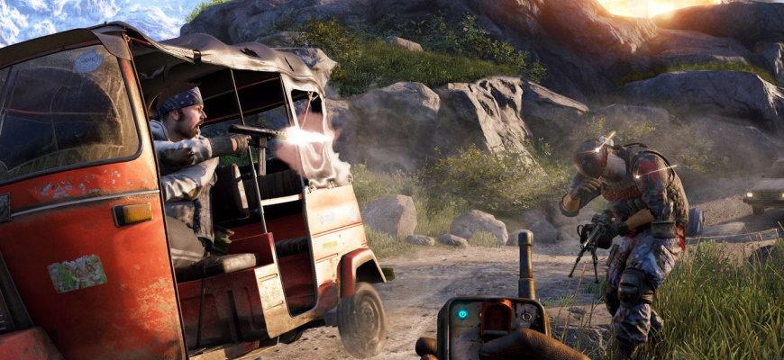 Чит-коды для Far Cry 4: бессмертие, патроны, невидимость