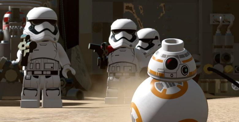 Чит-коды для LEGO Star Wars: The Force Awakens