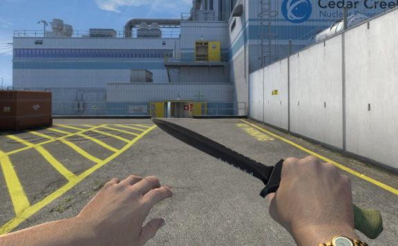 Как убрать руки в CS:GO