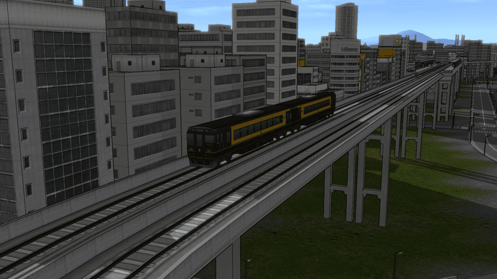 A-Train 9: Japan Rail Simulator