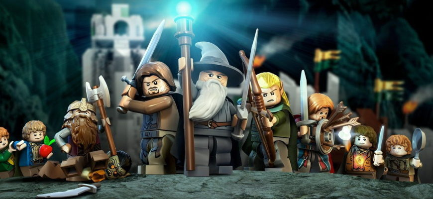 Чит-коды для LEGO The Lord of the Rings