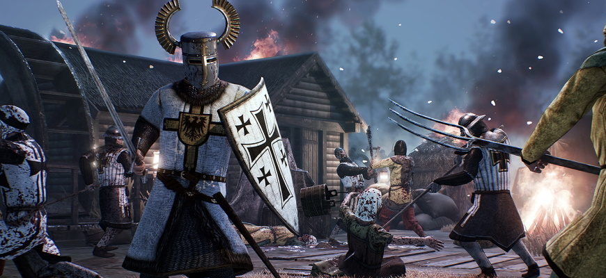 Игры про рыцарей на ПК