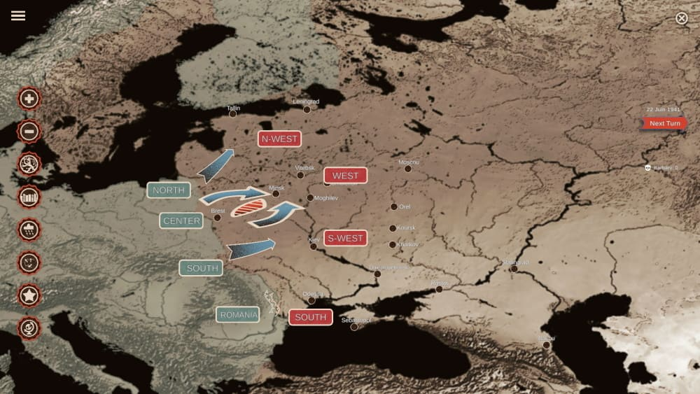 Cauldrons of War – Barbarossa