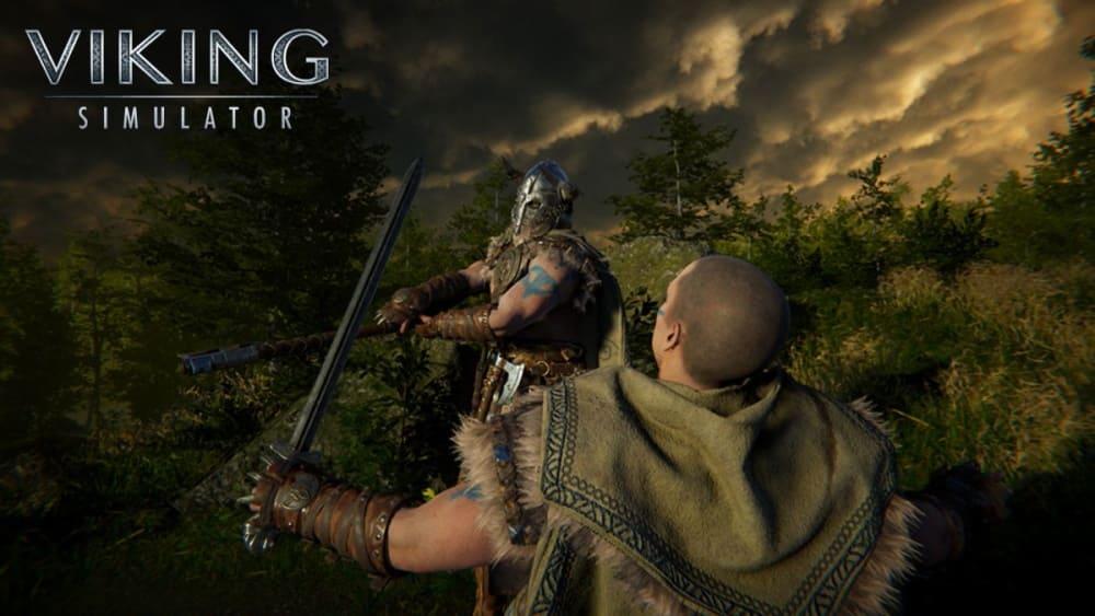 Viking Simulator Valhalla Awaits