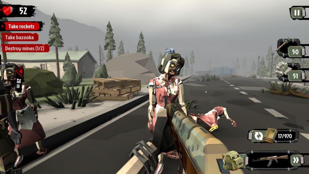 Walking Zombie 2