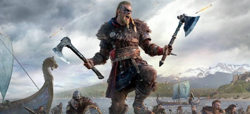 ТОП 13 | Лучшие игры про викингов на ПК