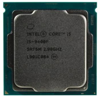 Intel Core: I5 9400F