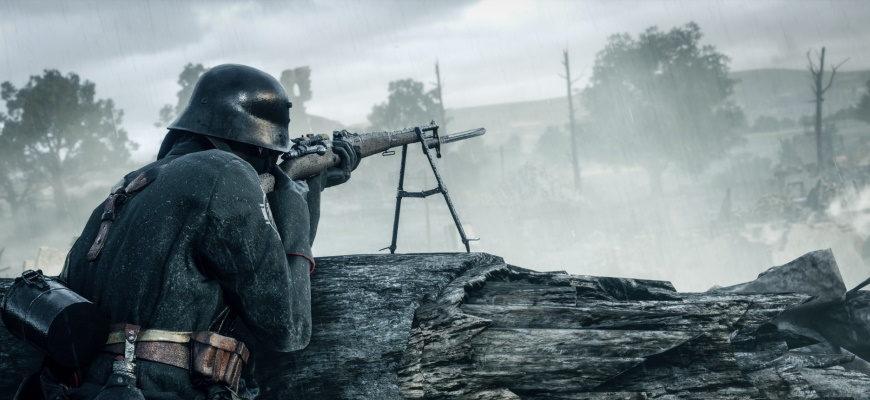Игры про Первую мировую войну
