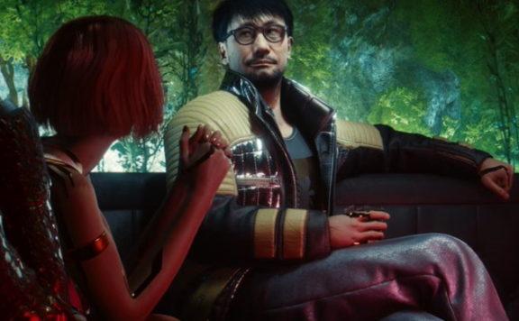 Cyberpunk 2077: как найти Хидео Кодзиму и ВВ
