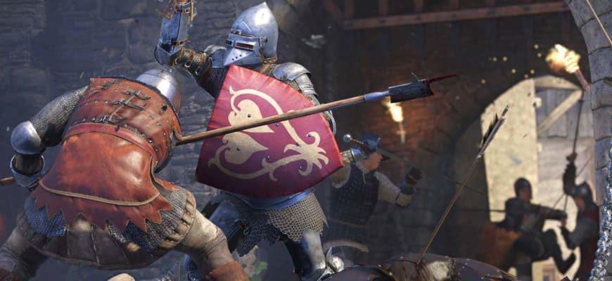 Лучшие игры про средневековье с открытым миром на ПК