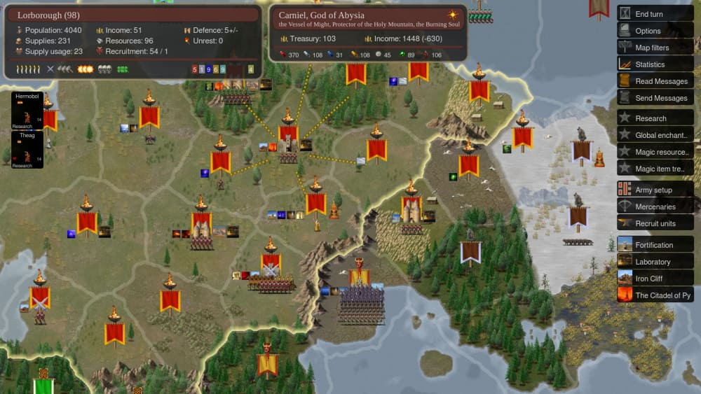 Dominions 5 - Warriors of the Faith