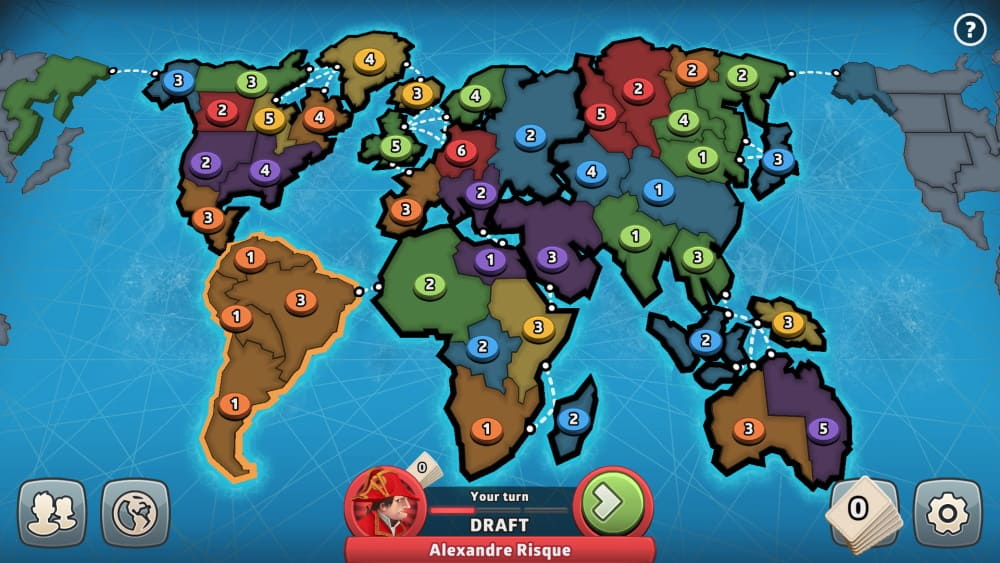 RISK Global Domination