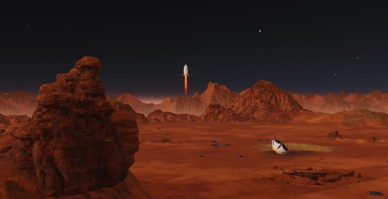 Лучшие игры про Марс на ПК