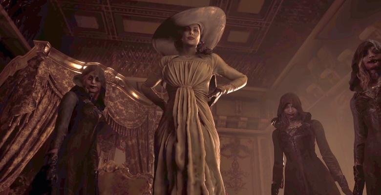 Системные требования для Resident Evil Village