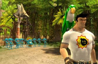 Крупное обновление в Serious Sam 2 спустя 15 лет после запуска игры