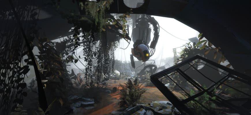 Легендарной головоломке Portal 2 исполнилось 10 лет