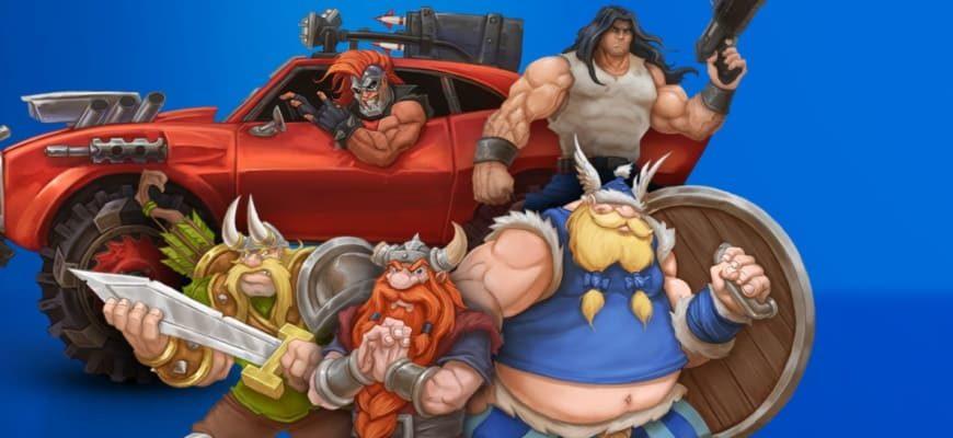 Blizzard Arcade Collection пополнилась двумя новыми играми