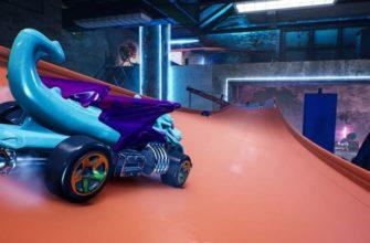 Вышел новый ролик с геймплеем Hot Wheels Unleashed