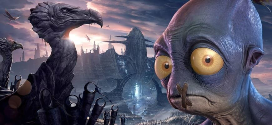 Платформер-головоломка Oddworld: Soulstorm вышла на PS4, PS5 и PC