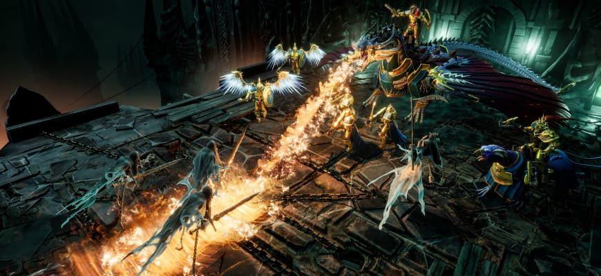 Разработчики объявили дату выхода стратегии Warhammer Age of Sigmar: Storm Ground