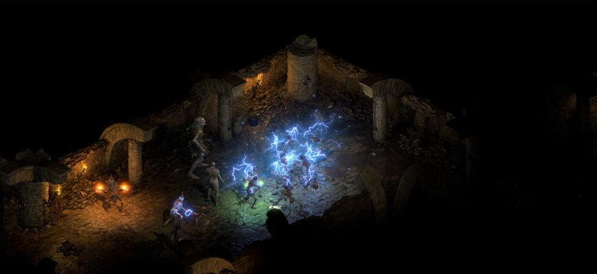 Игроки нашли способ дублировать предметы в Diablo 2: Resurrected