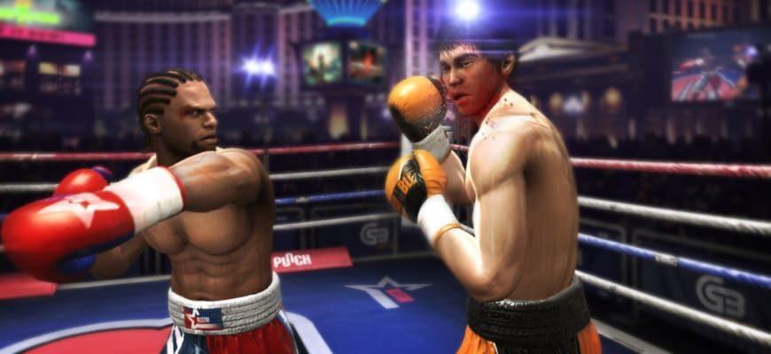 Лучшие игры про бокс на ПК