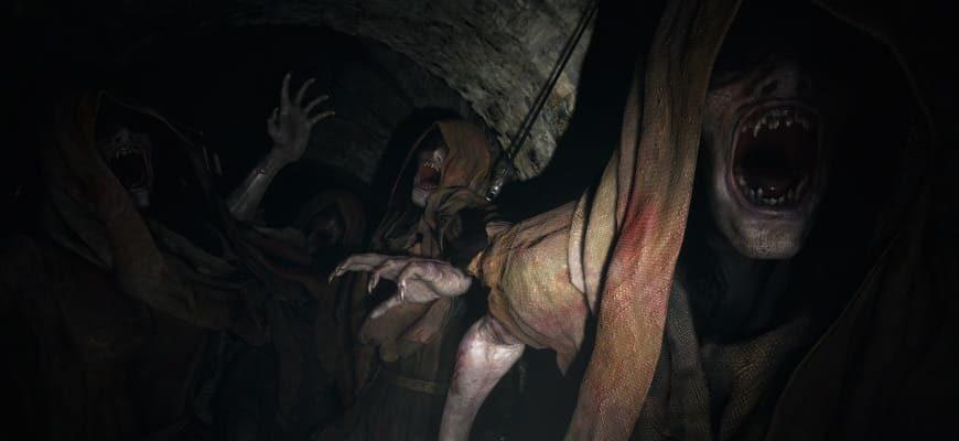 IGN опубликовали новый ролик с геймплеем Resident Evil Village