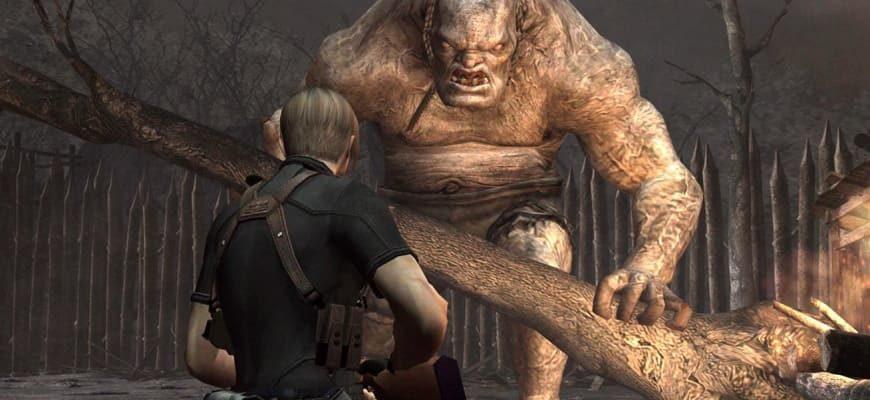 Состоялся анонс Resident Evil 4 VR
