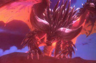 Новый сюжетный трейдер Monster Hunter Stories 2: Wings