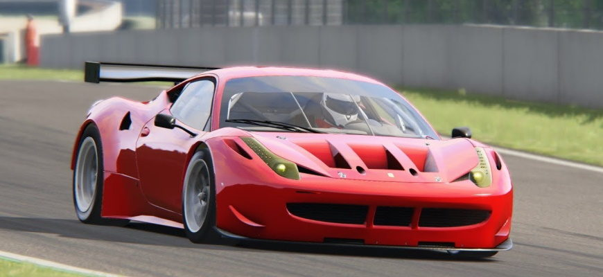 Assetto Corsa 2 должна выйти в 2024 году