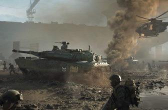 Состоялся анонс Battlefield 2042