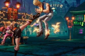 Релиз The King of Fighters XV перенесли на начало 2022 года