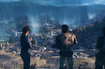 Где найти легендарную торговку в Fallout 76