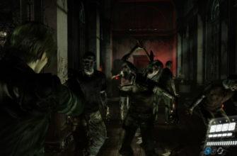 В Steam стартовала распродажа игр из серии Resident Evil