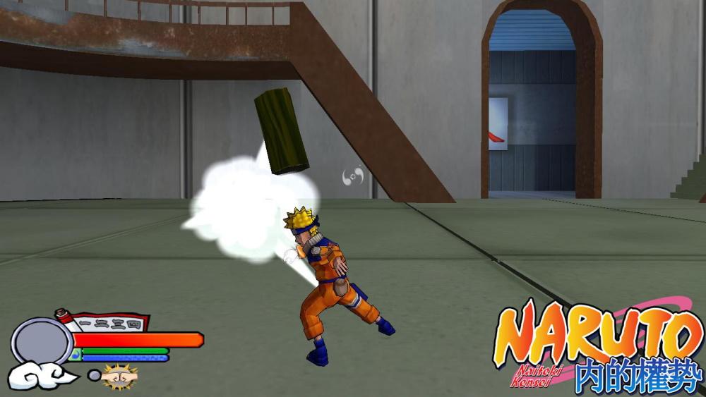 Naruto Naiteki Kensei