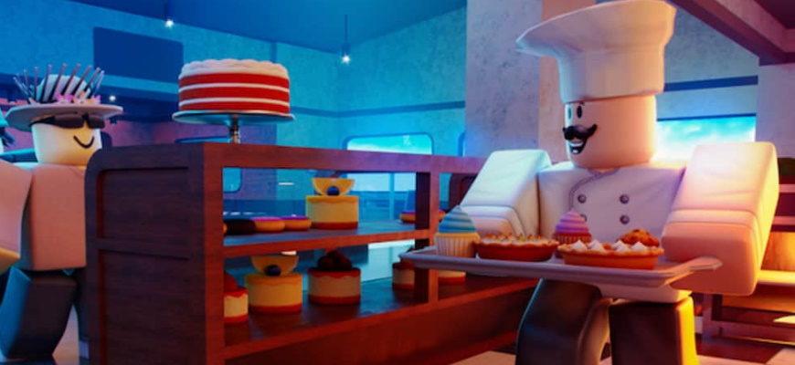 Roblox Bakery Simulator - коды